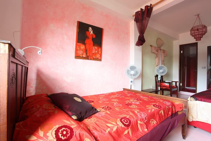 Asia room B&B Storic Center pers 3