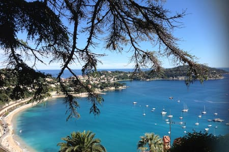 SPACIOUS SEA VIEW LOFT with Terrace - Villefranche-sur-Mer