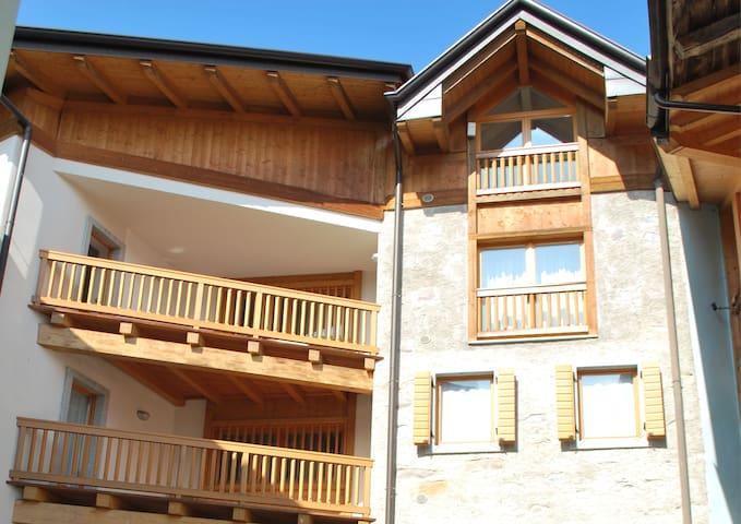 CADARI' APPARTAMENTI - Castel Condino - Apartment