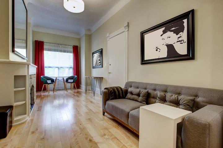 Spacious apartment downtown near U of T, hospitals