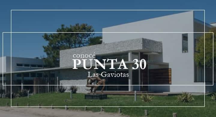 Punta 30, Mar de las Pampas.
