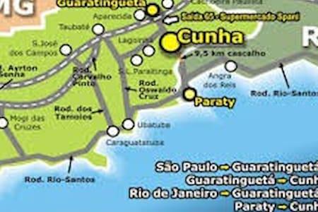 Fazenda Bela Vista, Cunha, SP, Brasil - Cunha