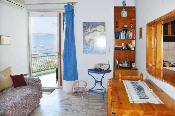 Appartamento sul mare in Grecia