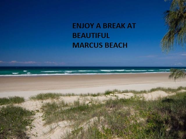 Great Apartment close to the Beach. - Marcus Beach