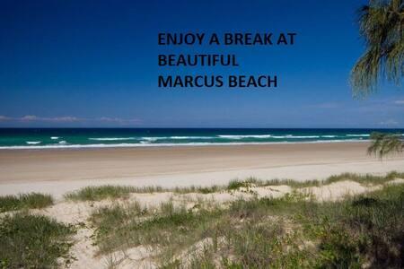 Great Apartment close to the Beach. - Marcus Beach
