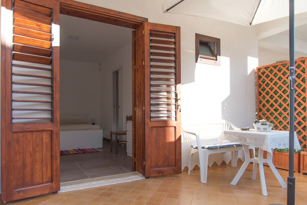 Nonna pina 39 s room appartamenti in affitto a punta secca - Aria secca in casa ...
