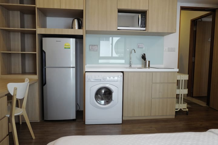 Studio Apartment with 100% Privacy (Jurong Kechil)