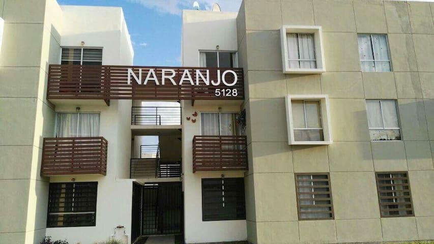 Departamento totalmente amueblado en Mazatlán