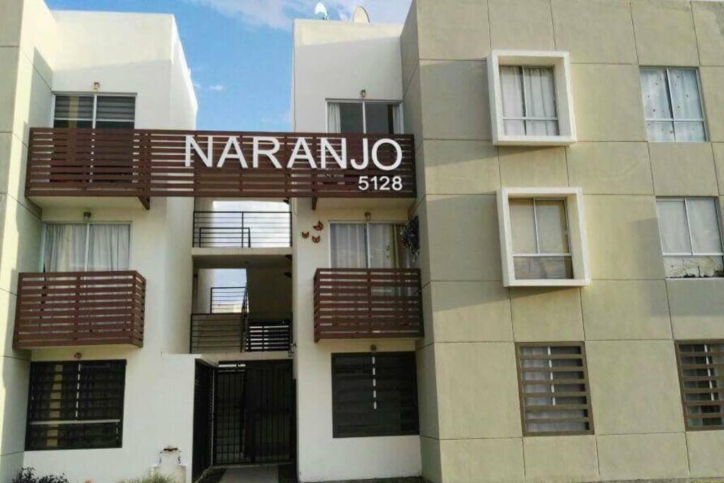 Edificio de departamentos Naranjo