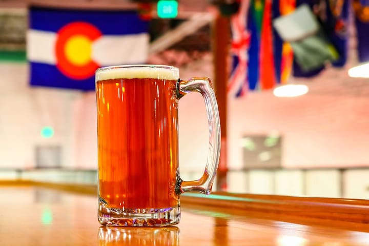 Enjoy a local beer at one of two breweries in Idaho Springs: Tommyknocker Brewery and Westbound & Down Brewery.