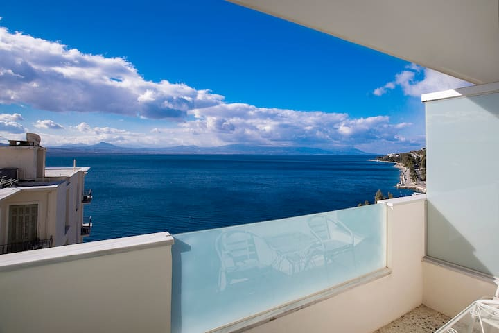 Marion Hotel Seaview - Loutraki - Boutique-hotell