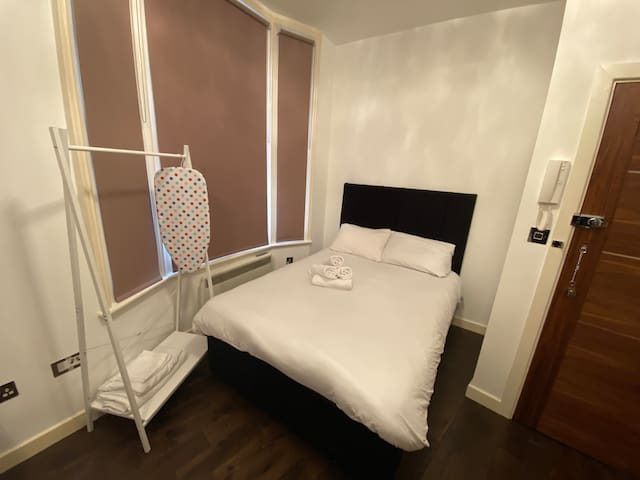 Lovely&Spacious Studio*Liverpool Street St*4People
