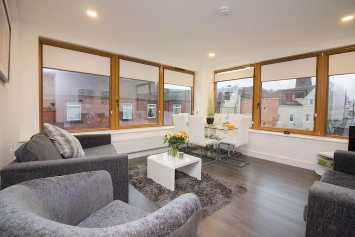 Britannia Chambers Apartment 2