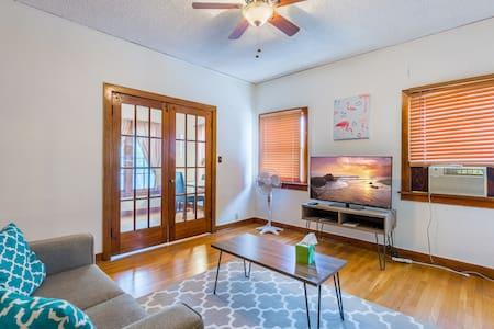 1B1B SkyAir4 Spanish Charm Home - Caltech Pasadena - Pasadena - Wohnung