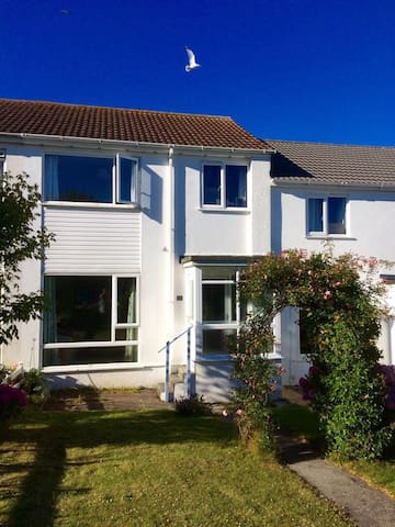 Central Newquay house - Newquay - Haus