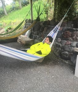 Salasaca weaving retreat - Salasaca - Bed & Breakfast