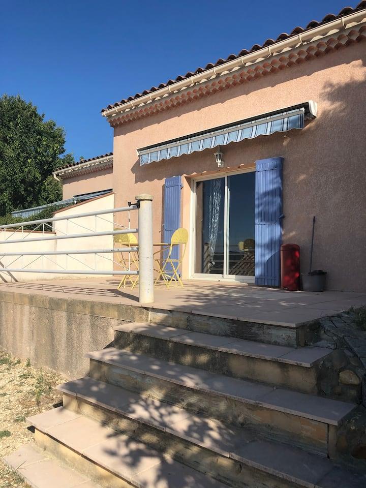 Gîte Gorges de l'Ardèche proche Tricastin