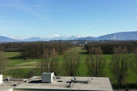 Ideal for PALEXPO/CERN/UN/GENEVA - Ferney-Voltaire - Apartment