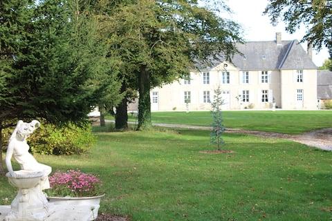 Château domaine du COSTIL - Normandie