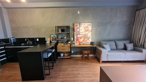 Loft Moderno Em Alphaville (Novo) Vista incrível