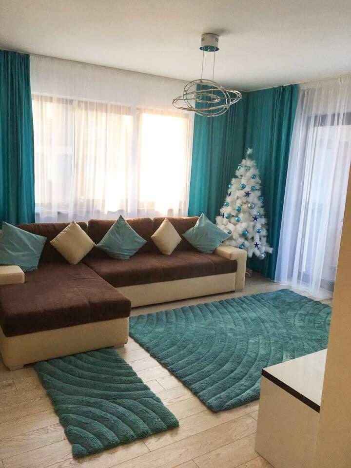 Cozy apartment close to Cluj-Napoca