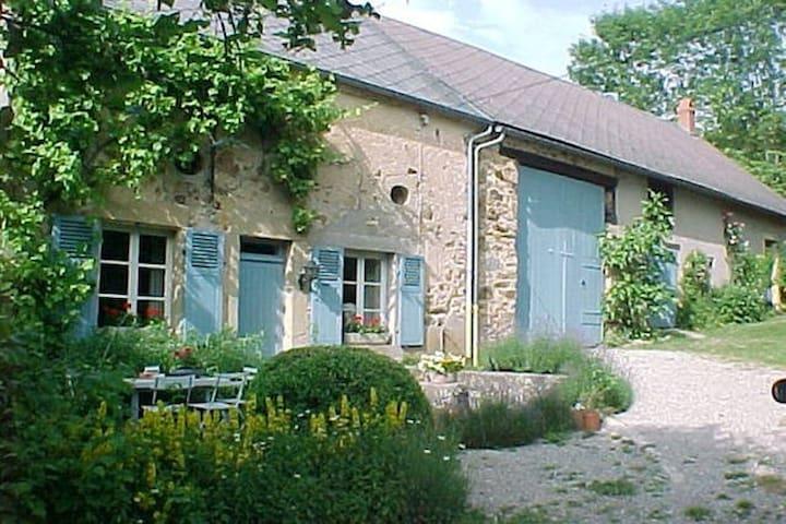 B&B 'Préporché' in het hart van de Bourgogne - Préporché - Oda + Kahvaltı