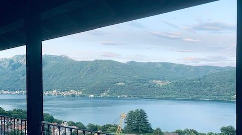 Sole&Luna sul Lago d'Orta