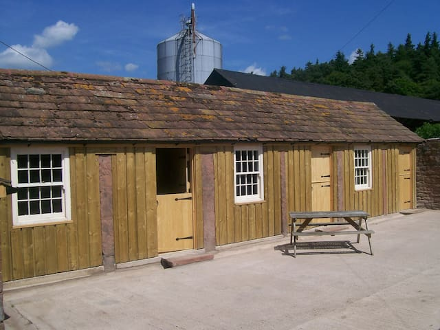 Mains Farm Bunk room