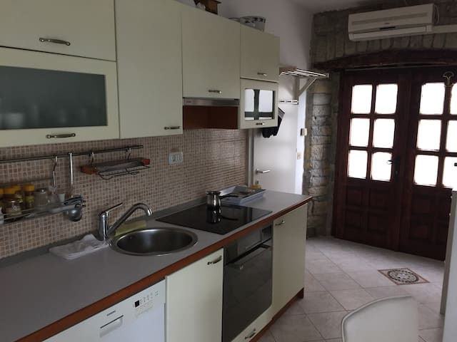 Cute apartment with view in Padna - Padna