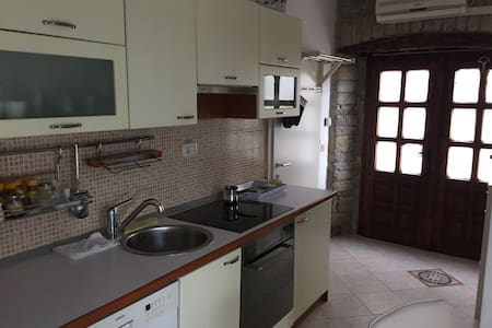 Cute apartment with view in Padna - Padna - 公寓