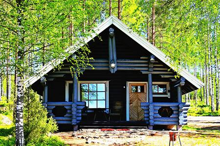 Traditional cabin Lakeside Lynx (3)