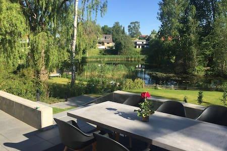 Unique 450Kvm modern villa close to Copenhagen - Gentofte - Villa