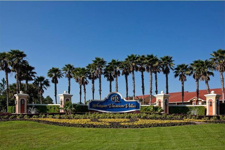 3 Bedroom Villa close to Disney - Westgate Villas