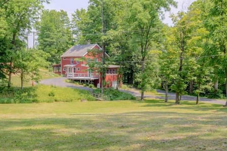 The Upstate Creek House