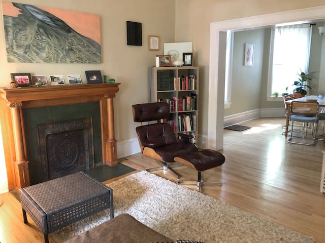 Centrally Located, Historic Avenues Home