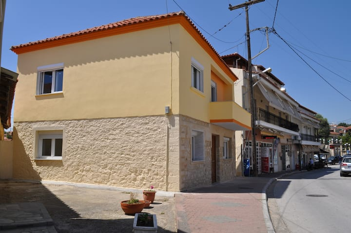 Stone House Avdira Village (1st Floor - Room B)
