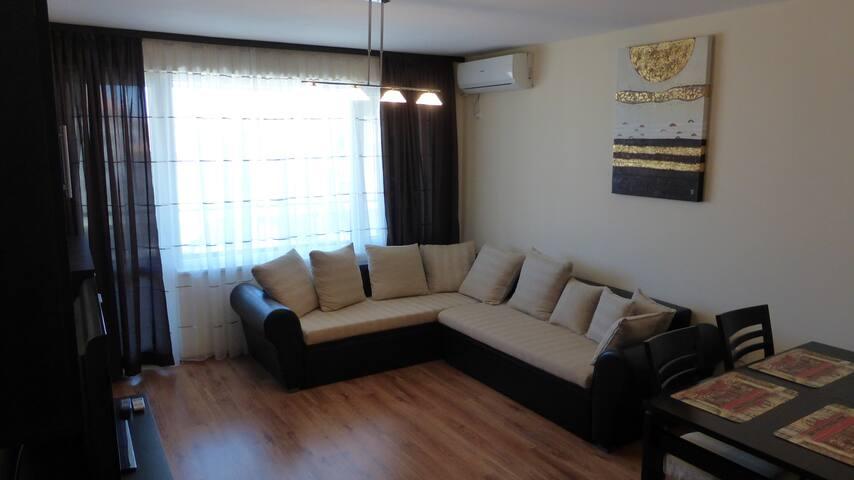 Fully equipped modern apartment - Pomorie - Leilighet