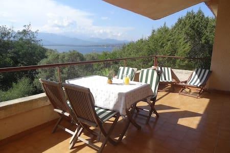 Wohnung mit Meerblick mitten in der Natur - Porto-Vecchio