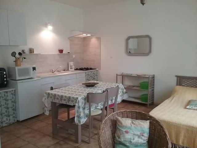 Loft sur cour - Jonzac - Apartment