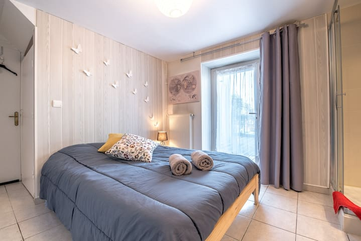 La Savoyarde - Guest room