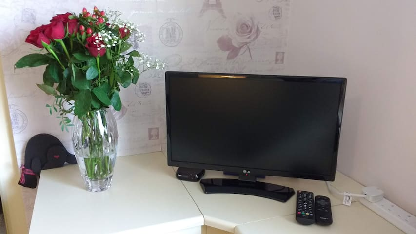 TV with NOW TV Box