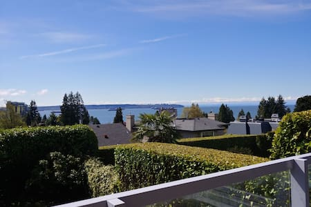 Room with a View in West Vancouver