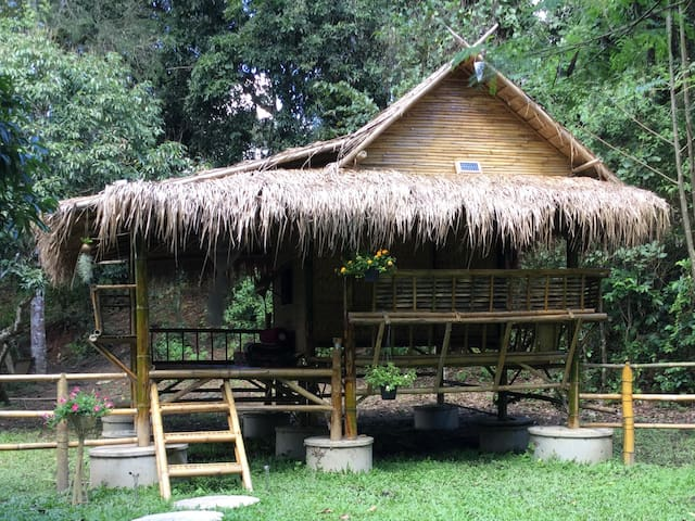 Cool Bananas Homestay - Pa Pae - กระท่อม