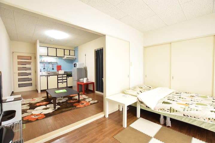 #51 5PPL/Comfy & Cozy Room in Dainichi, Osaka! 501