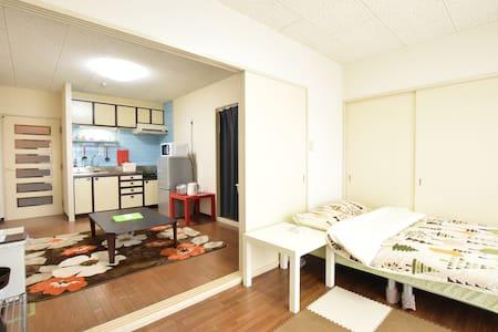 #51 5PPL/Comfy & Cozy Room in Dainichi, Osaka! 501