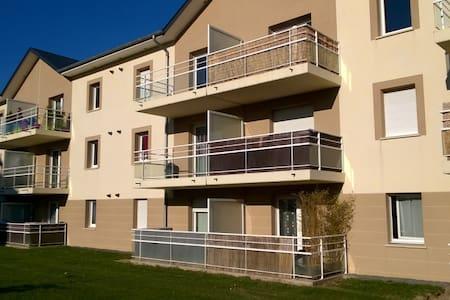 Appartement neuf 40m², Granville - Manche
