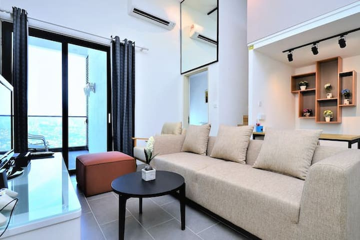 【HOT】2 mins LRT Luxury 3Room  KL Sental/KLCC[10px]