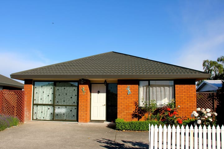 Lovely Sunny En-Suite Home - Christchurch - Dom