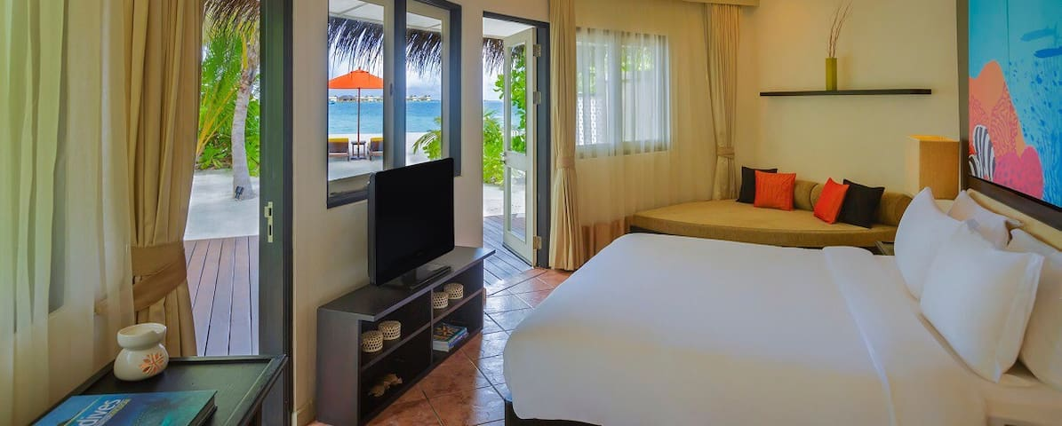 Luxurious Mix - Rasdhoo - Bed & Breakfast