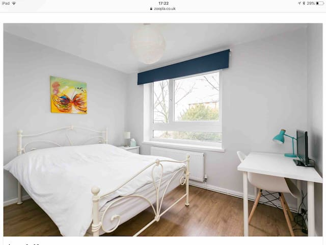 Double room near to central London